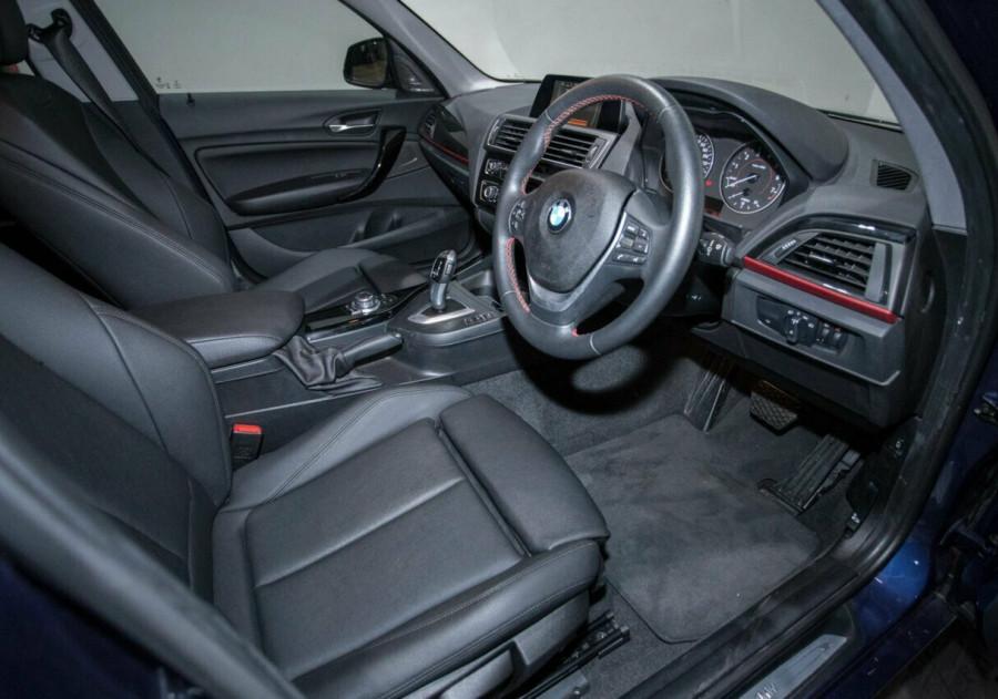 2016 BMW 118i F20 LCI Sport Line Steptronic Hatchback