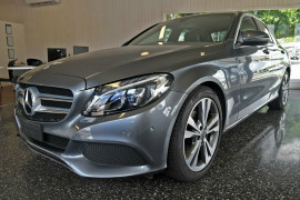 Mercedes-Benz C-Class C200 9G-Tronic W205 808MY