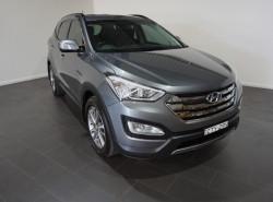 Hyundai Santa Fe Elite DM Turbo