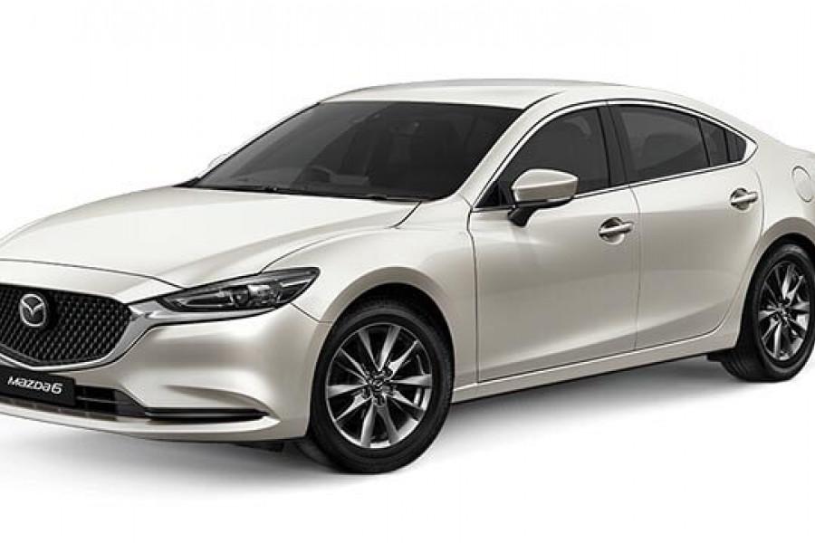 2020 Mazda 6 Sport Sedan