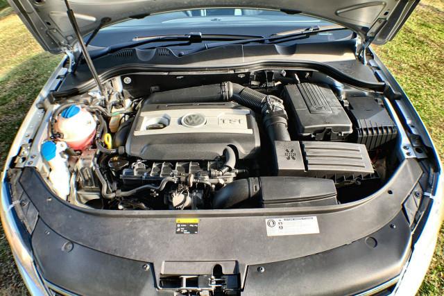 2014 MY14.5 Volkswagen Passat Type 3C MY14.5 118TSI Sedan Image 3