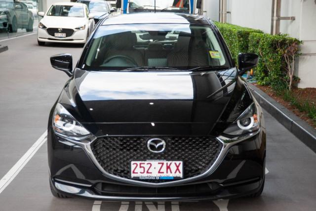 2019 Mazda 2 DJ Series G15 Pure Hatchback Image 3