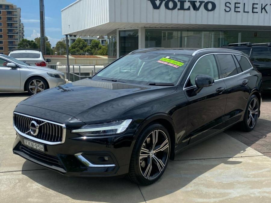 2019 MY20 Volvo V60 F-Series T5 Inscription Wagon Image 7
