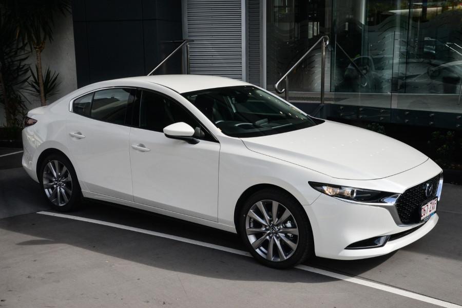 2020 Mazda 3 G20 Touring Sedan