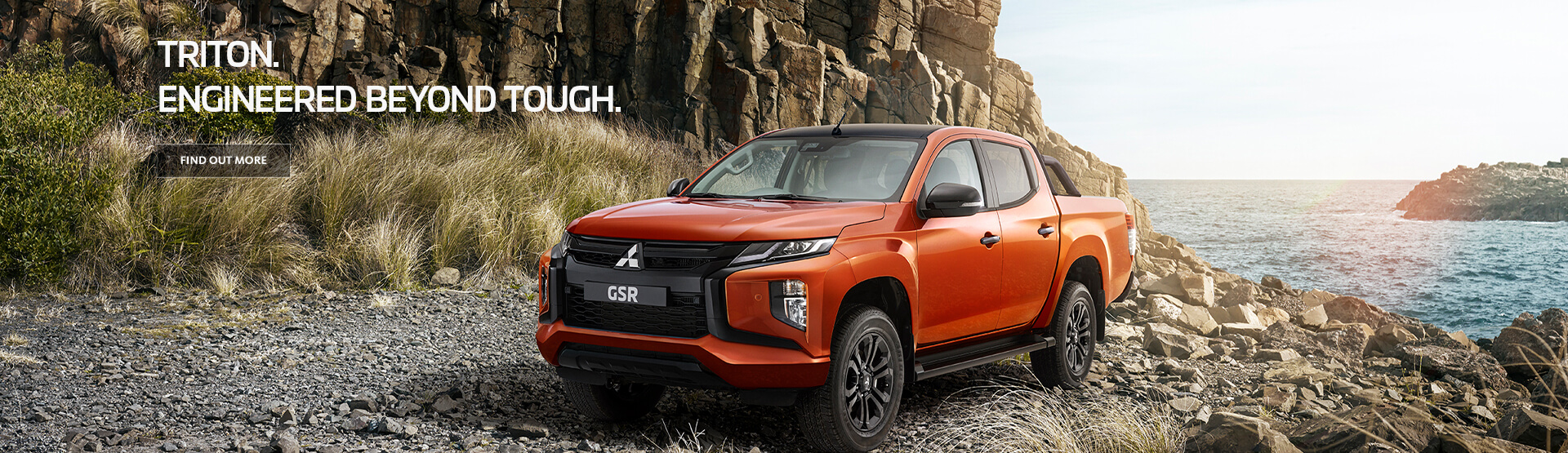 Engineered beyond tough. Find a Triton to suit you. Book a test drive today.