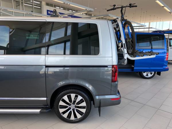 2020 Volkswagen Multivan T6.1 Cruise Edition Van Image 5
