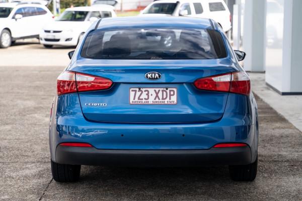 2013 Kia Cerato TD S Sedan Image 5