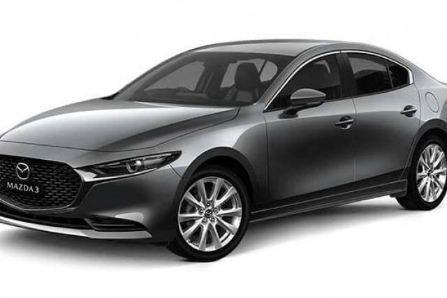 2019 Mazda Mazda3 BP G20 Evolve Sedan Sedan