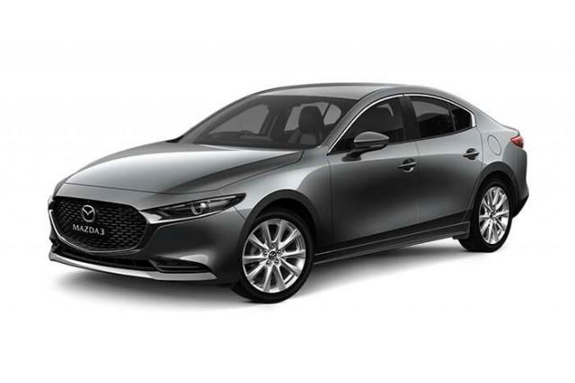 2020 Mazda 3 BP G20 Evolve Sedan Other