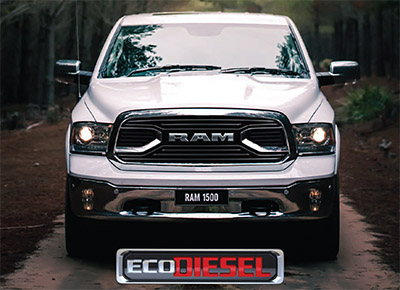 1500 Laramie V6 EcoDiesel THE RAM 1500 GAME CHANGER