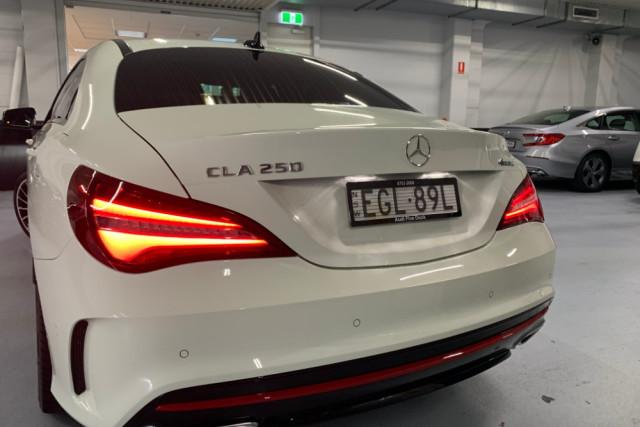 2016 MY06 Mercedes-Benz Cla-class C117  CLA250 Sport Coupe Image 3