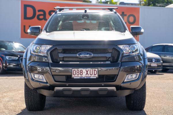 2018 Ford Ranger PX MkII  Wildtrak Dual cab