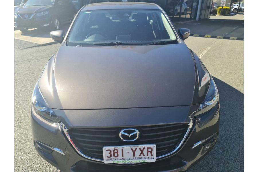 2019 Mazda 3 BN5278 Maxx SKYACTIV-Drive Sport Sedan