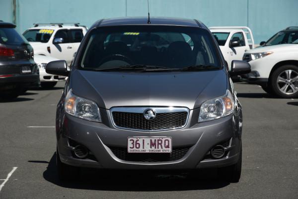 2009 Holden Barina TK MY09 Hatchback Image 2