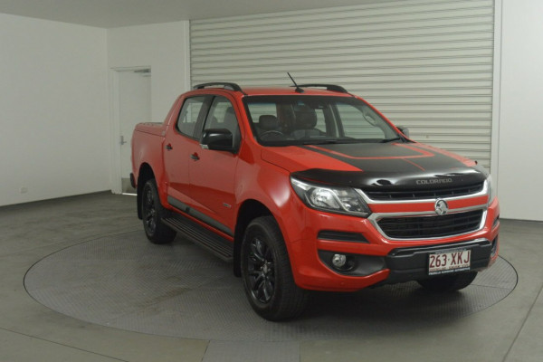 Holden Colorado Z71 RG MY17