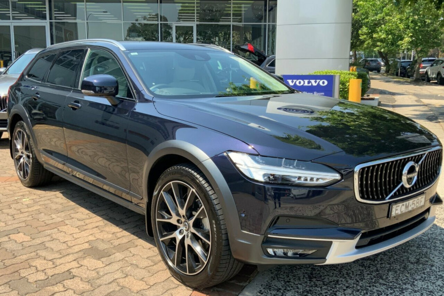 2019 Volvo V90 236 MY19 D5 Cross Country Inscription Wagon Mobile Image 3