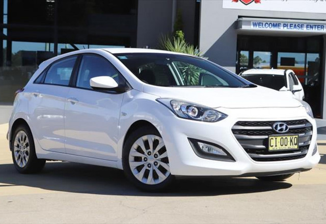 2017 Hyundai I30 GD4 Series II MY17 Active Hatchback