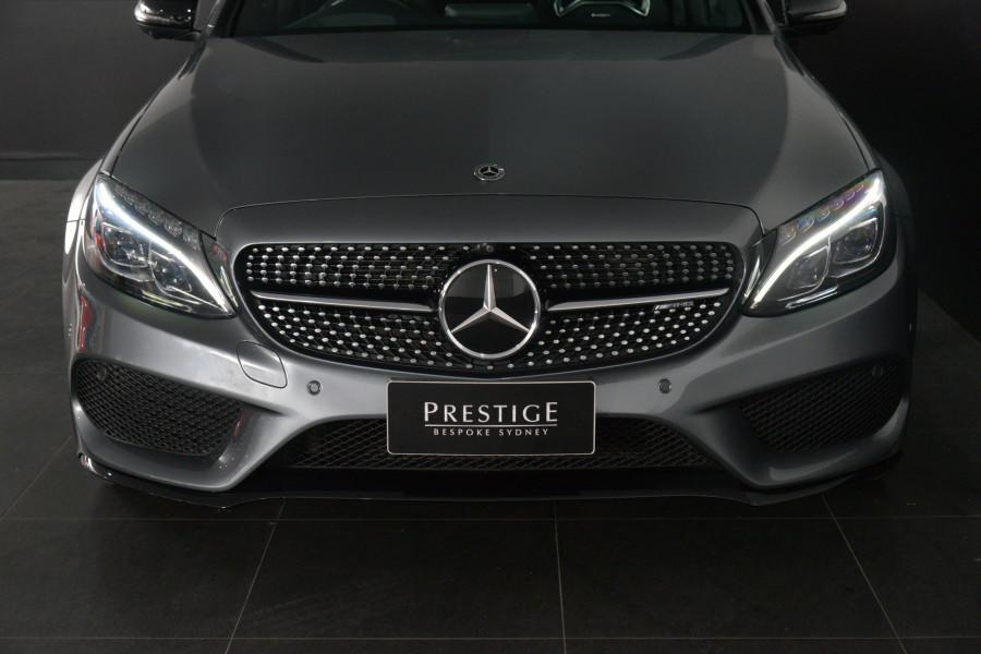 2017 Mercedes-Benz C 43