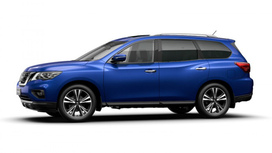 2019 Nissan Pathfinder R52 Series III Ti 4WD Suv Image 33