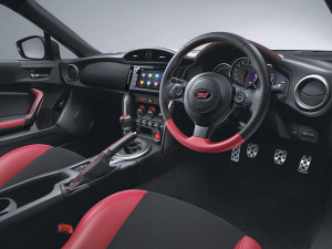Racing-inspired interior Image
