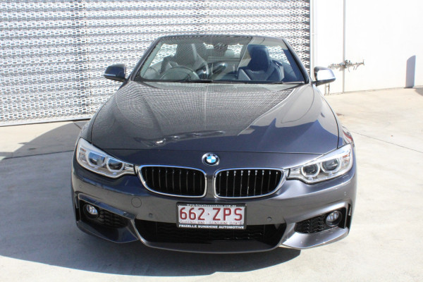 2016 BMW 4 Series F33 430i Convertible Image 3