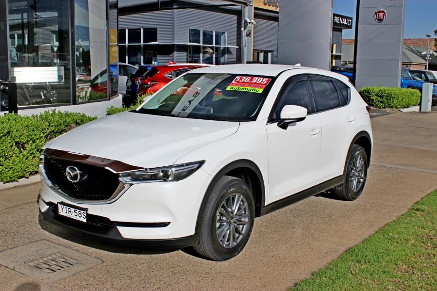 2018 Mazda CX-5 KF4WLA Touring Suv