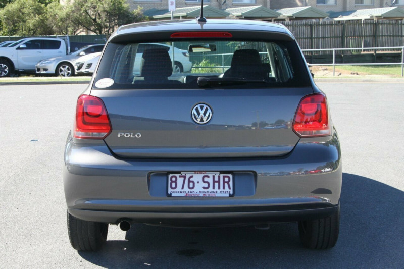 2012 MY12.5 Volkswagen Polo 6R MY12.5 Trendline DSG Hatchback