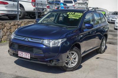 2013 Mitsubishi Outlander ZJ MY13 ES Suv Image 2