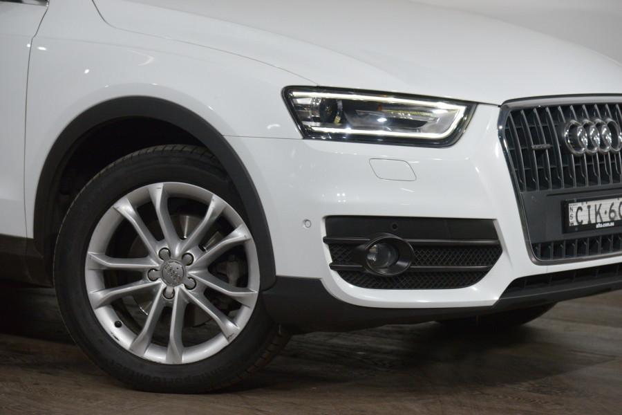 2012 Audi Q3 2.0 Tfsi Quattro (155kw)