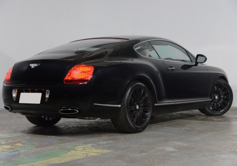 2010 Bentley Continental Bentley Continental Gt Speed Auto Gt Speed Coupe