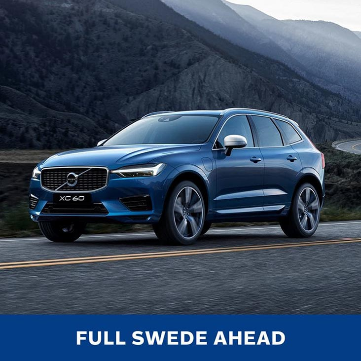 FULL SWEDE AHEAD - Volvo XC60