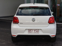 2011 Volkswagen Polo 6R MY11 GTI Hatchback Image 5