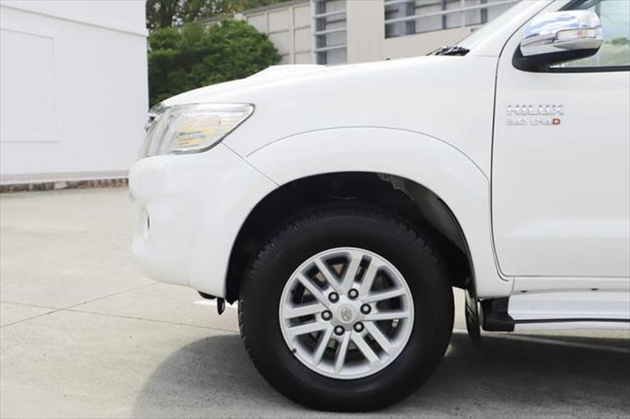 2014 Toyota HiLux KUN26R MY14 SR5 Utility Image 6