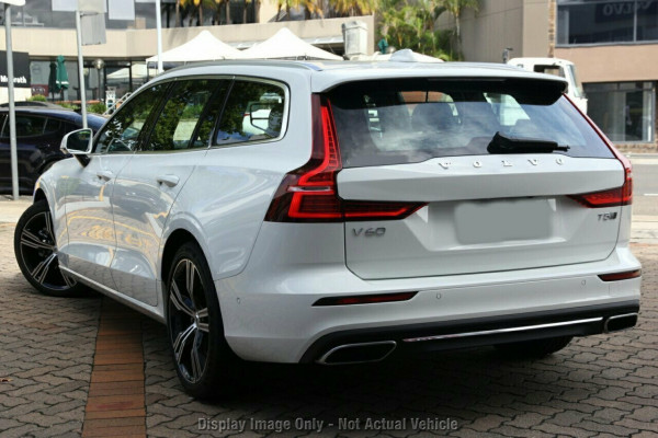 2019 MY20 Volvo V60 F-Series T5 Inscription Wagon