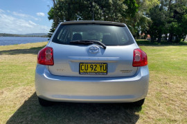 2008 Toyota Corolla ZRE152R Ascent Hatch Image 4