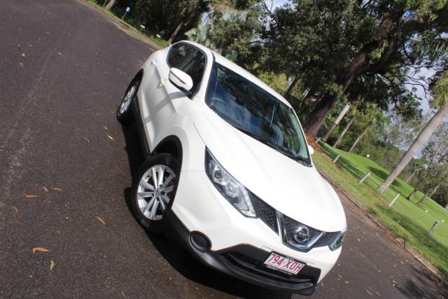 2017 Nissan QASHQAI J11 ST Suv
