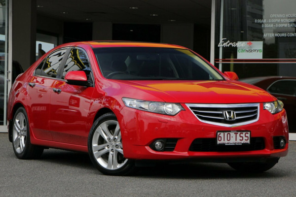Honda Accord Euro Luxury CU MY11