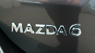 2021 Mazda 6 GL Series Touring Sedan Sedan image 9
