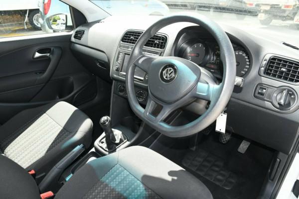 2016 Volkswagen Polo 6R 66TSI Trendline Hatchback