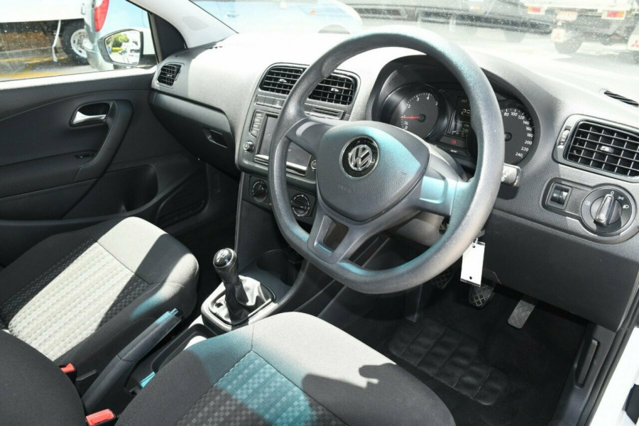 2016 Volkswagen Polo 6R 66TSI Trendline Hatchback Image 8