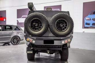 2017 Toyota Landcruiser VDJ79R GXL Cab chassis Image 5