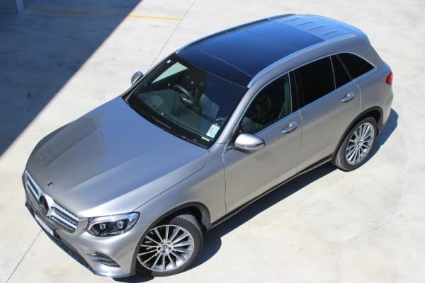 2019 MY09 Mercedes-Benz Mb Cclass X253  GLC250 GLC250 d Wagon Image 2