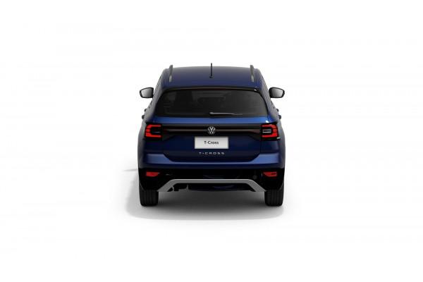2021 Volkswagen T-Cross C1 85TSI CityLife (Black) Wagon Image 4