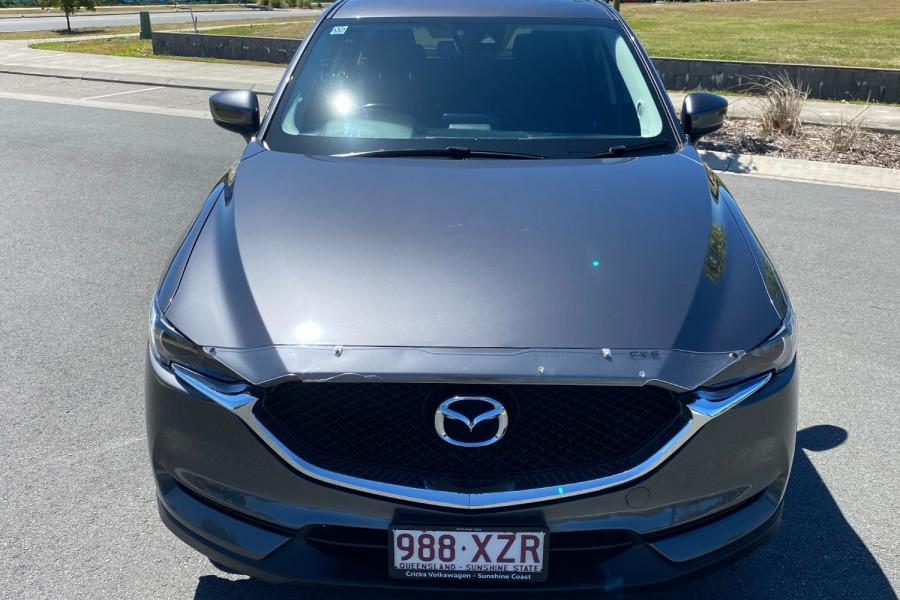 2017 Mazda CX-5 Sport Image 2