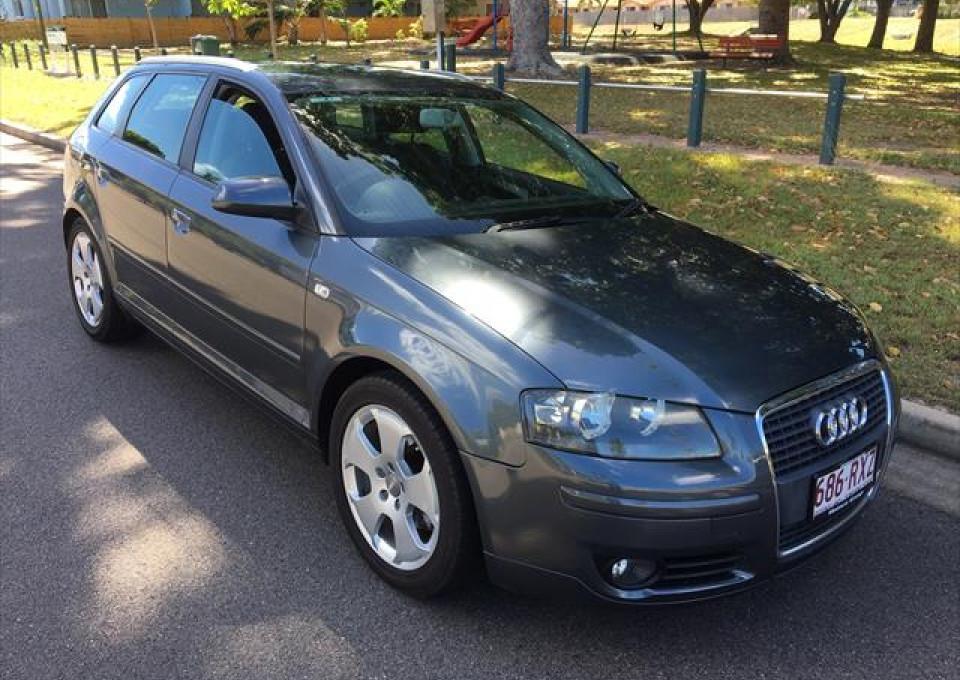 2005 Audi A3 Ambition Hatchback