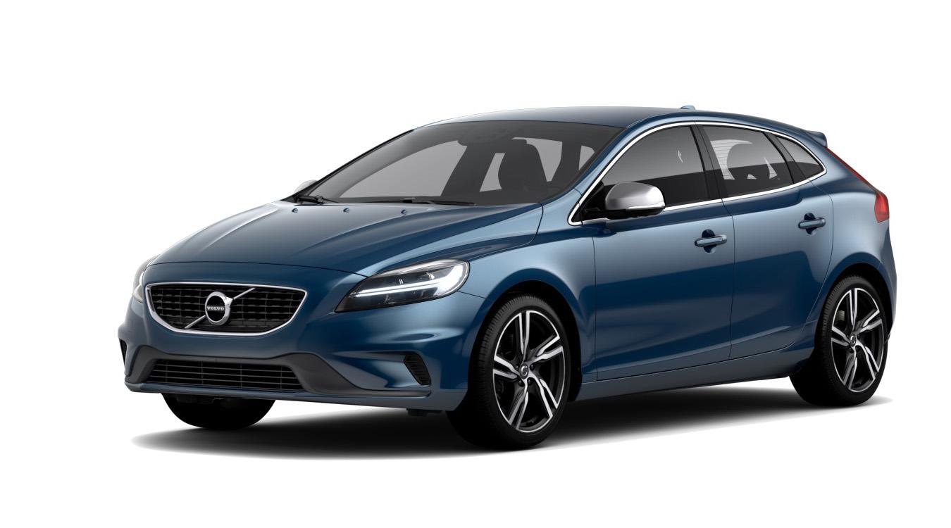2017 MY18 Volvo V40 M Series T5 R-Design Sedan