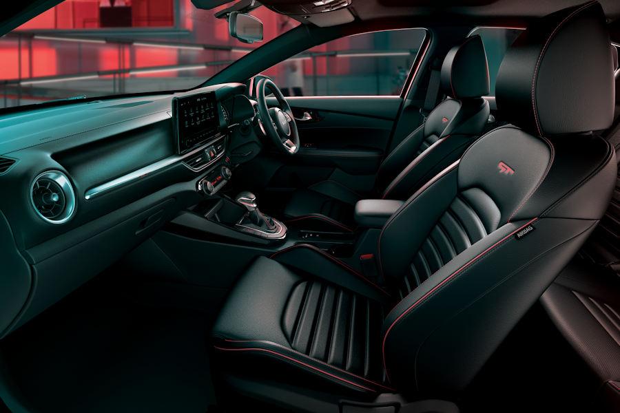 New Cerato Sedan Tubular Sports seats