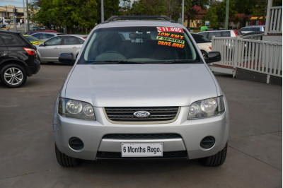 2008 Ford Territory SY SR Wagon Image 3