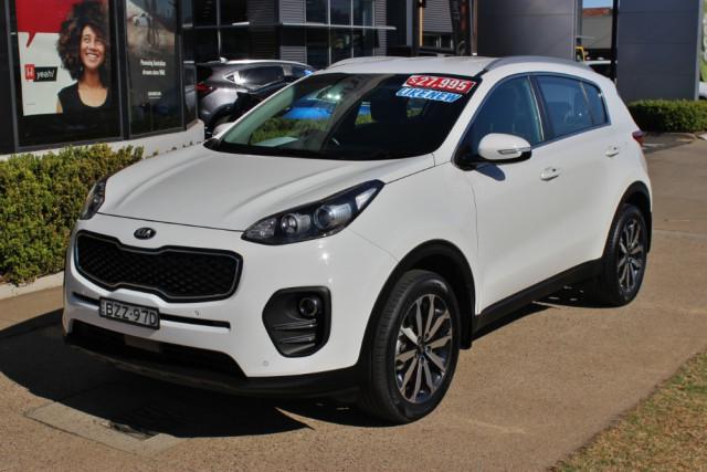 2018 Kia Sportage QL  Si Si - Premium Suv