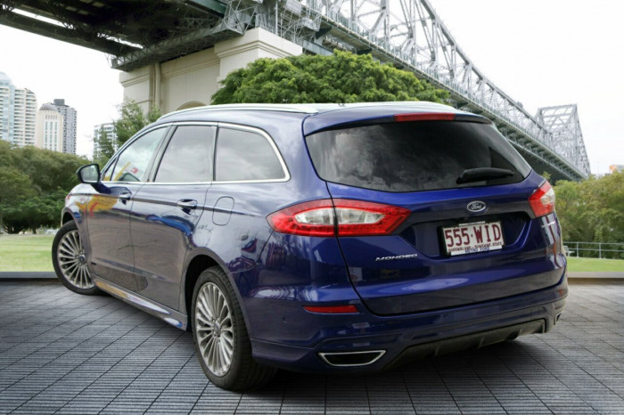 2015 Ford Mondeo MD Titanium PwrShift Wagon